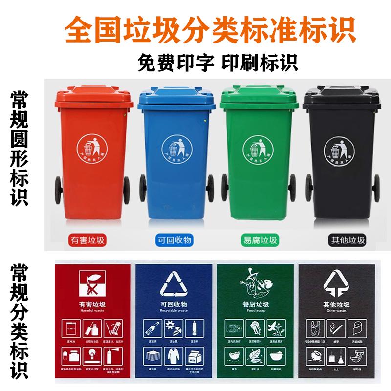 生活垃圾分类新国标