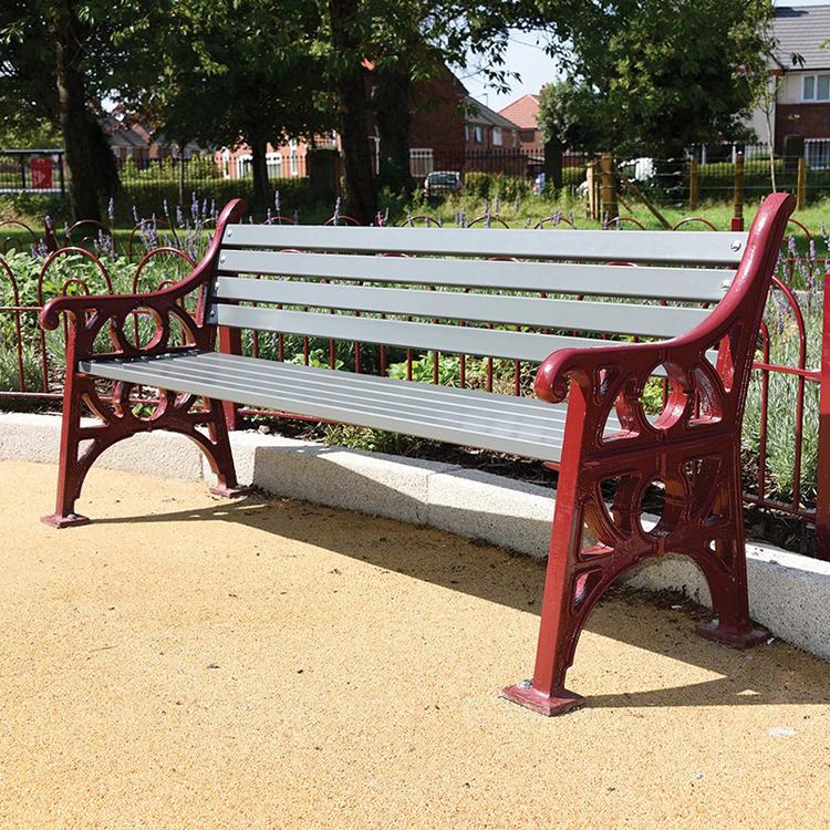 户外公园条椅18