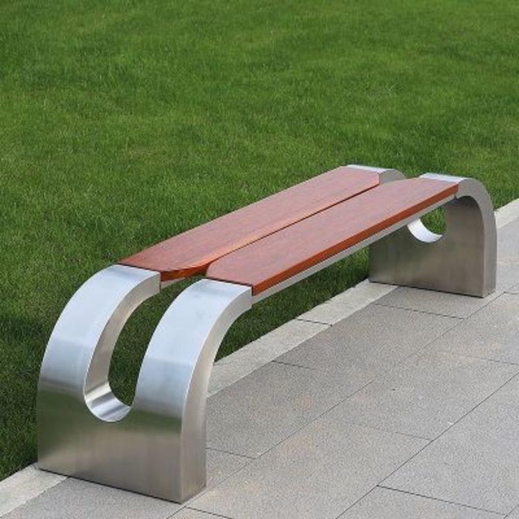 户外公园椅10
