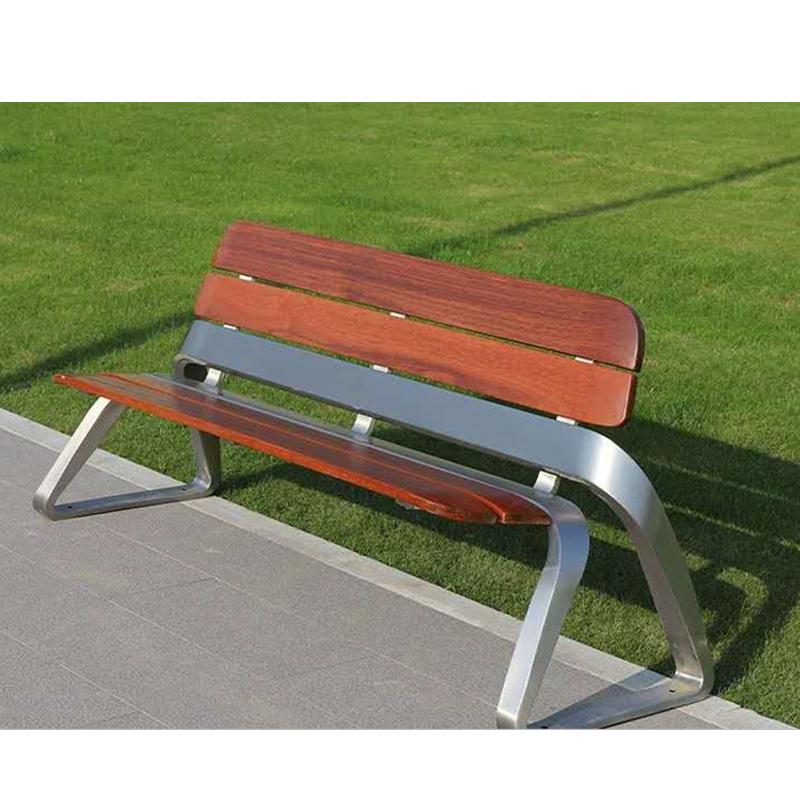 户外公园椅11