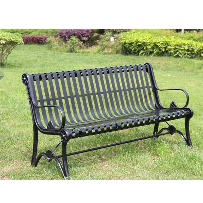 户外公园椅6