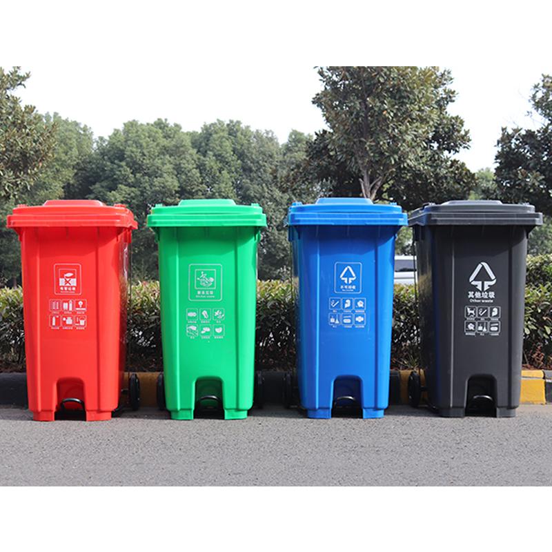 渝中好用的分类垃圾桶生产厂家分类垃圾桶坚固耐用美观