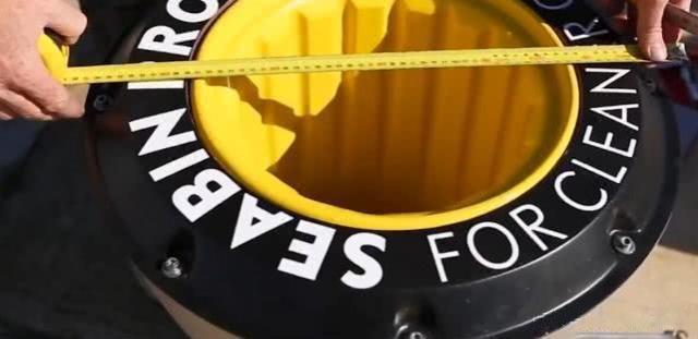 垃圾桶厂家推出海洋垃圾桶啦!